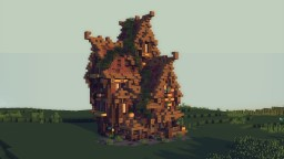 Medieval | House #1 Minecraft Project