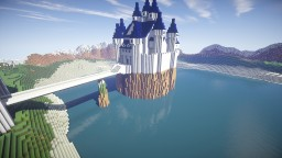 Legend of Zelda Wind Waker Hyrule Castle Minecraft Project