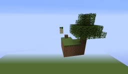 How to Make A 1.7.10 Skyblock :D Minecraft