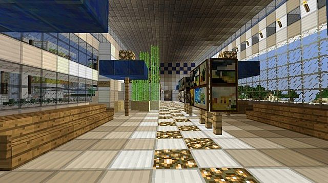 The Sailor Cruise Ship Minecraft Project