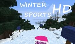 Winter Sports - Snowboard version Minecraft Texture Pack