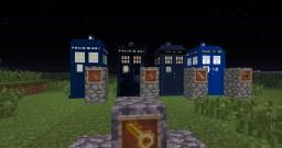 DOCTOR WHO ADVENTURE MAP NEEDS DALEK MOD Minecraft
