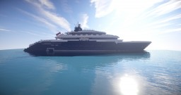 Nirvana [Luxury Yacht] Minecraft Project