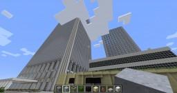 minecraft world trade center by minecraftNYCmatt Minecraft Map & Project