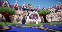 JusticesPrison Spawn | Commission Build Minecraft Map & Project