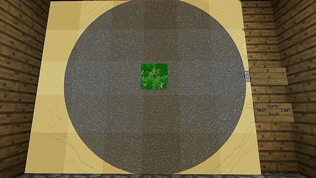 The Maze Runner Movie Map Download 659x659 Minecraft