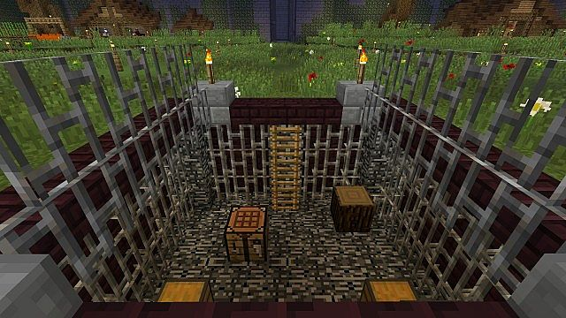 The Maze Runner - Movie Map + DOWNLOAD [659x659] Minecraft Map