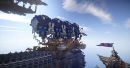 Fantasy Airship Minecraft