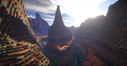 Canyon (Custom Map) Minecraft Map & Project