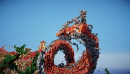 Tibet Palace Minecraft Project