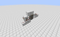 Double Piston Extender Minecraft Project