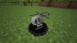 Vanilla RC Helicopter Minecraft