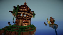 Raphtasia -  a BedWars Map Minecraft Map & Project