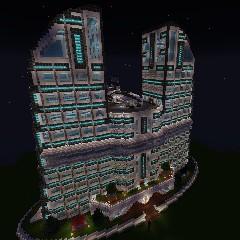 OurRise Sci-Fi Server Minecraft