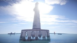 Legend of Zelda Wind Waker The Tower of Gods Minecraft Project