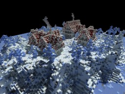Christmas Themed Houses 'Brienne' + Download Minecraft Map & Project