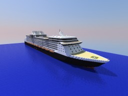 Cruise Ship Minecraft