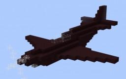P-51 Mustang (Original Version) Minecraft Map & Project
