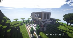 Elevated Minecraft Map & Project