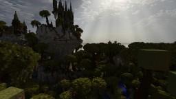 Elvish Land of Albondiel Minecraft Map & Project