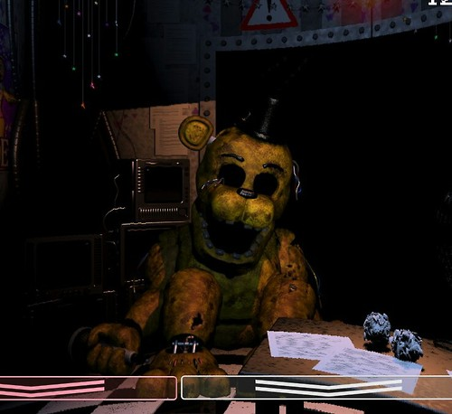 Five Nights At Freddy's Two- New Characters (Part one ...