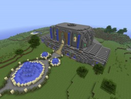 Skyprison guard world Minecraft Map & Project