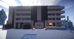 Modern House V Minecraft Project
