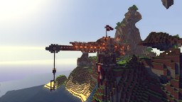 Crane Minecraft Map & Project