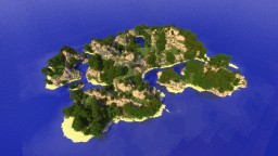 La Isla [ LIB ] (Custome Map Island realistic) Minecraft Project