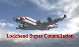 Lockheed Super Constellation Minecraft