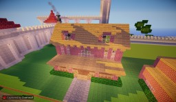 3 story house - no 1 Minecraft Map & Project