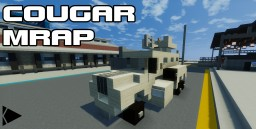[ECS] Cougar (HE) MRAP | Veterans Day Special Minecraft Map & Project