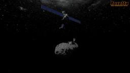 Rosetta Comet Landing