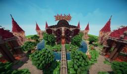 OriginMC Factions Spawn - Vrecan Minecraft Map & Project