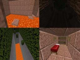 Parkour Island 1 (Easy) Minecraft