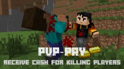 PvP-Pay - Receive cash for killing players [Bukkit] Minecraft Mod