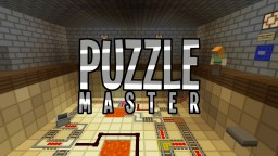 [Puzzle] Puzzle Master [300+ downloads!] Minecraft Map & Project
