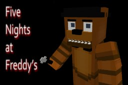 Five Nights At Freddy's Multiplayer Map 1.8 Minecraft Map & Project