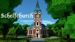 Schelfkirche [local church] Minecraft Map & Project
