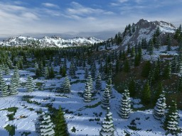 Winter Lands Minecraft Project