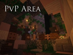 PvP Area / Mine Minecraft Map & Project