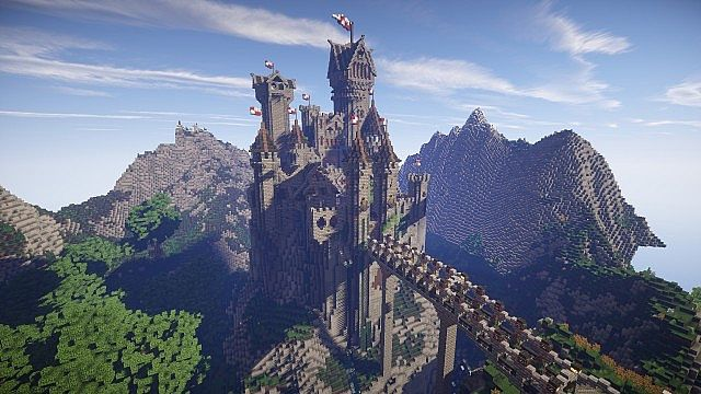 The castle of Xandrania