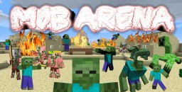 MobArena (four Diemsions) [HARDcore ARENA] Minecraft Map & Project