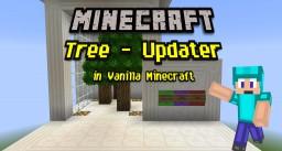 "Vanilla Minecraft :""Tree-Updater""    -3D leaves in Vanilla- Minecraft Map & Project"