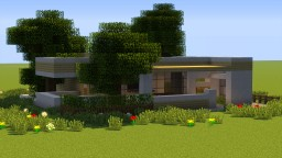 Small modern house 2 Minecraft Project