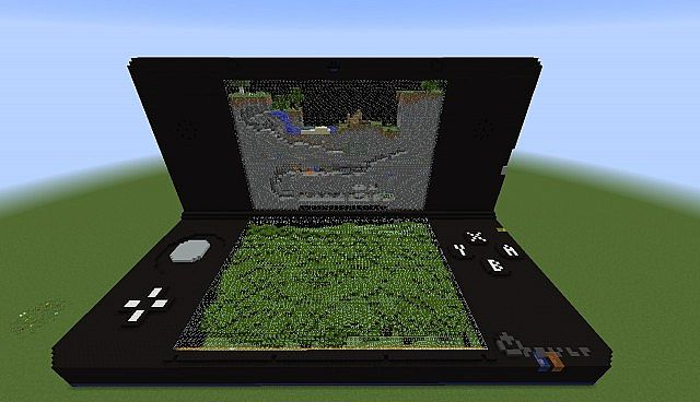 Minecraft for 3ds - 0