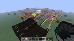 cidade metro brasil Minecraft