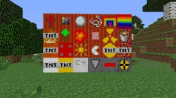 Explosives++ Mod: 25 new TNTs! [1.7.10] [BETA 1.7b]