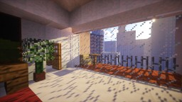 The Apartment Minecraft Project