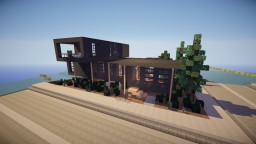WoK - Cliff Side Residence Minecraft Map & Project